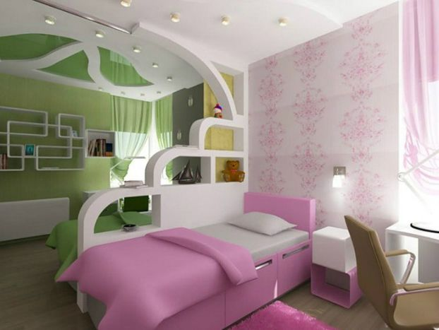 26 Best Girl and Boy Shared Bedroom Design Ideas Shared rooms - boy and girl bedroom ideas