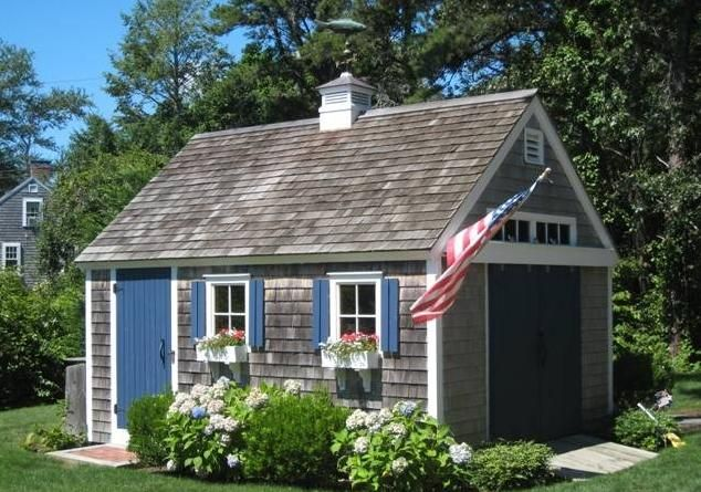 My Crafty Home Life Curb Appeal for the Garden Shed My Style - garden shed design