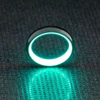 Lume Ring - Turquoise | Carbon fiber, Turquoise and Ring