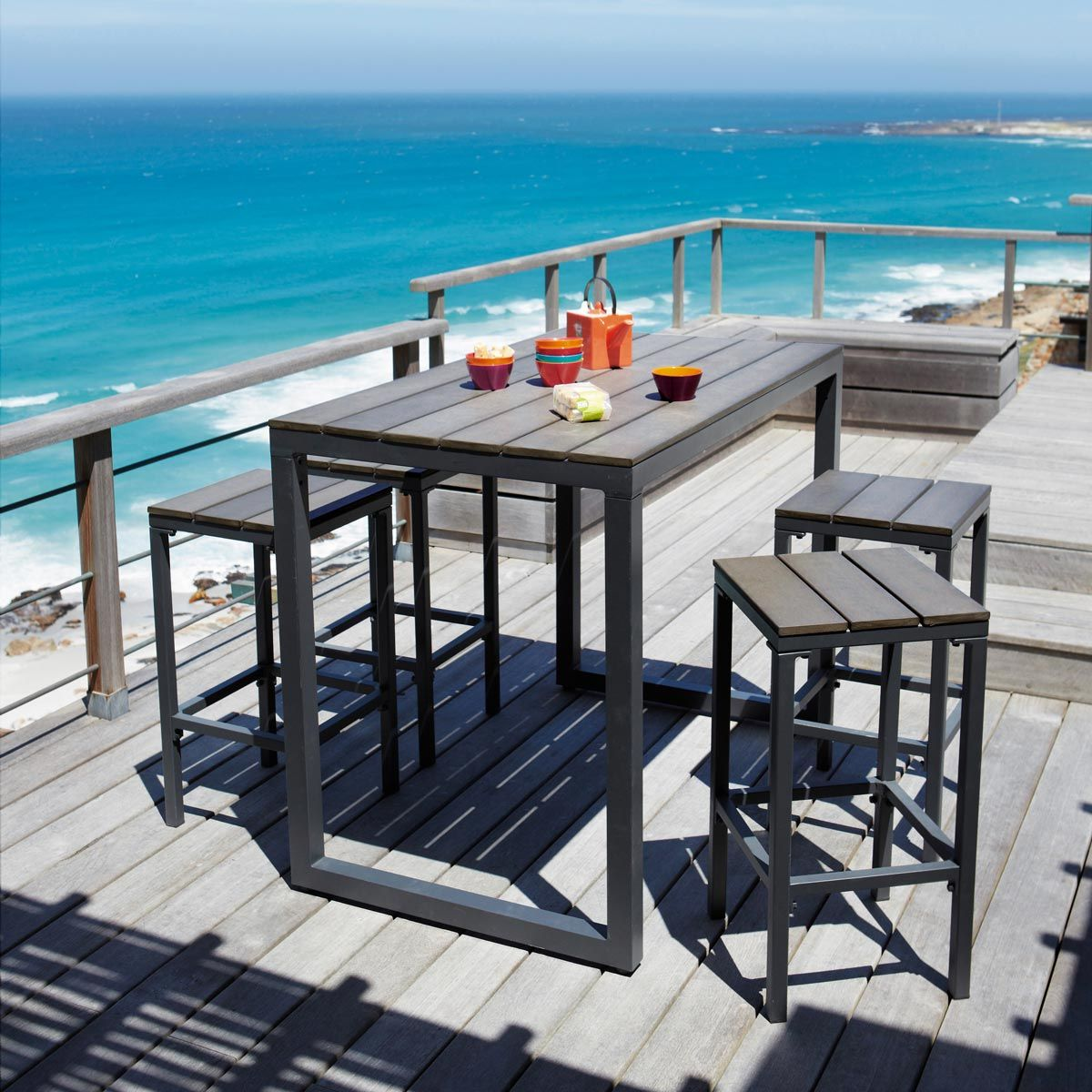 Table Terrasse Bar Occasion | Table De Terrasse Table De Terrasse ...