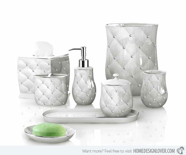 Shop from our range of designer bathroom accessories at Adairs - designer bathroom sets