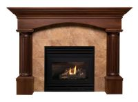 fireplace mantels | Tuscan Fireplace Mantel Designs by ...