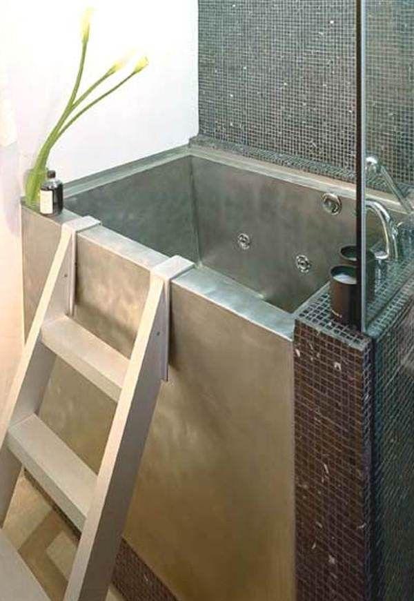 small modern japanese soaking tub tubs for bathrooms
