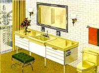 Six mid-century bathrooms, vintage 1962   Bathroom designs ...