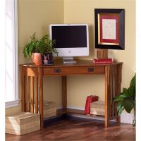corner Desk | Corner Computer Office Desk For Small Office ...