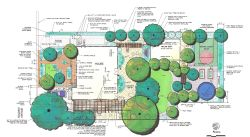 Small Of Landscape Design Plan