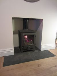 fireplace hearth tiles - Google Search | Fireplaces ...