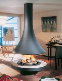Unique Fireplaces Design In French - Unique Fireplaces ...