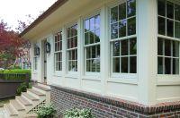exterior of sunroom via gulfshore design | family rooms ...