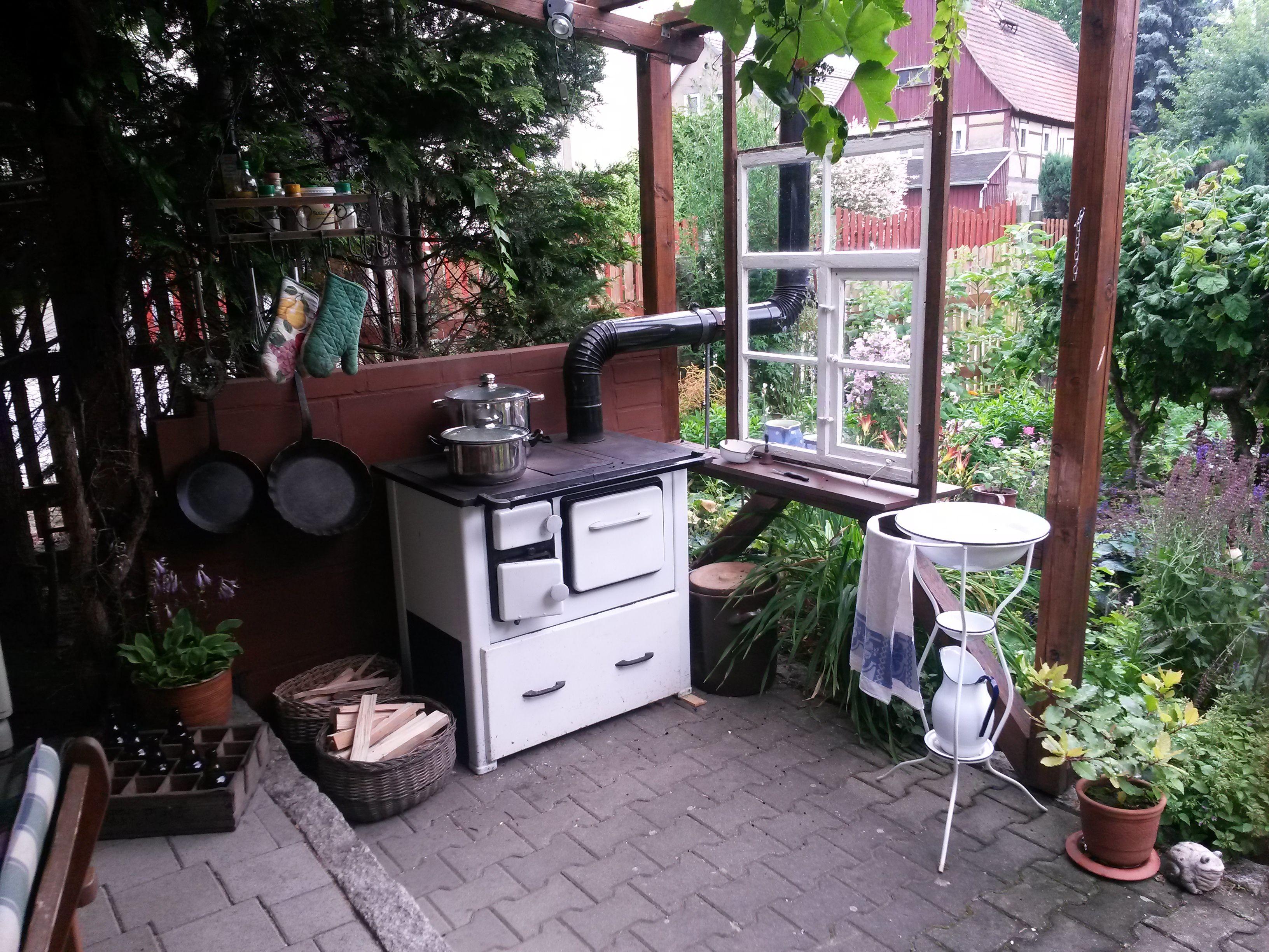 Garten Mit Outdoor Küche : Mein schöner garten outdoor küche outdoorküche mit weber kugelgrill