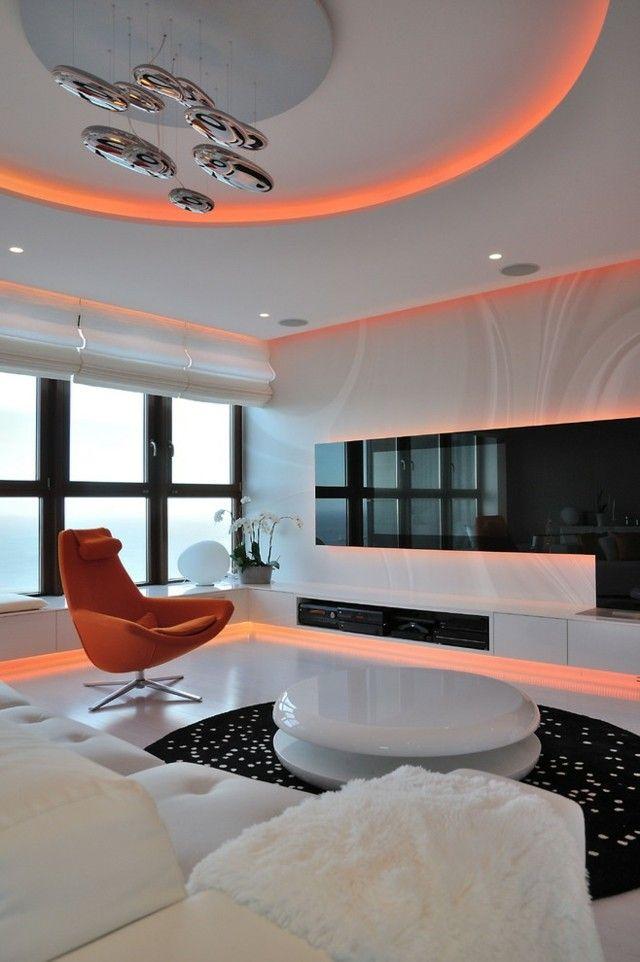 indirekte Beleuchtung Wohnzimmer Ideen stilvoll DESIGN Bath - beleuchtung wohnzimmer ideen