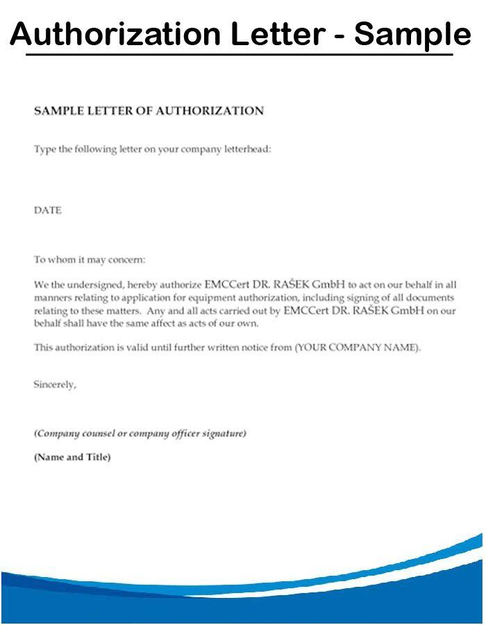 authorization letter sample format permission letterto whom this - authorization letters sample