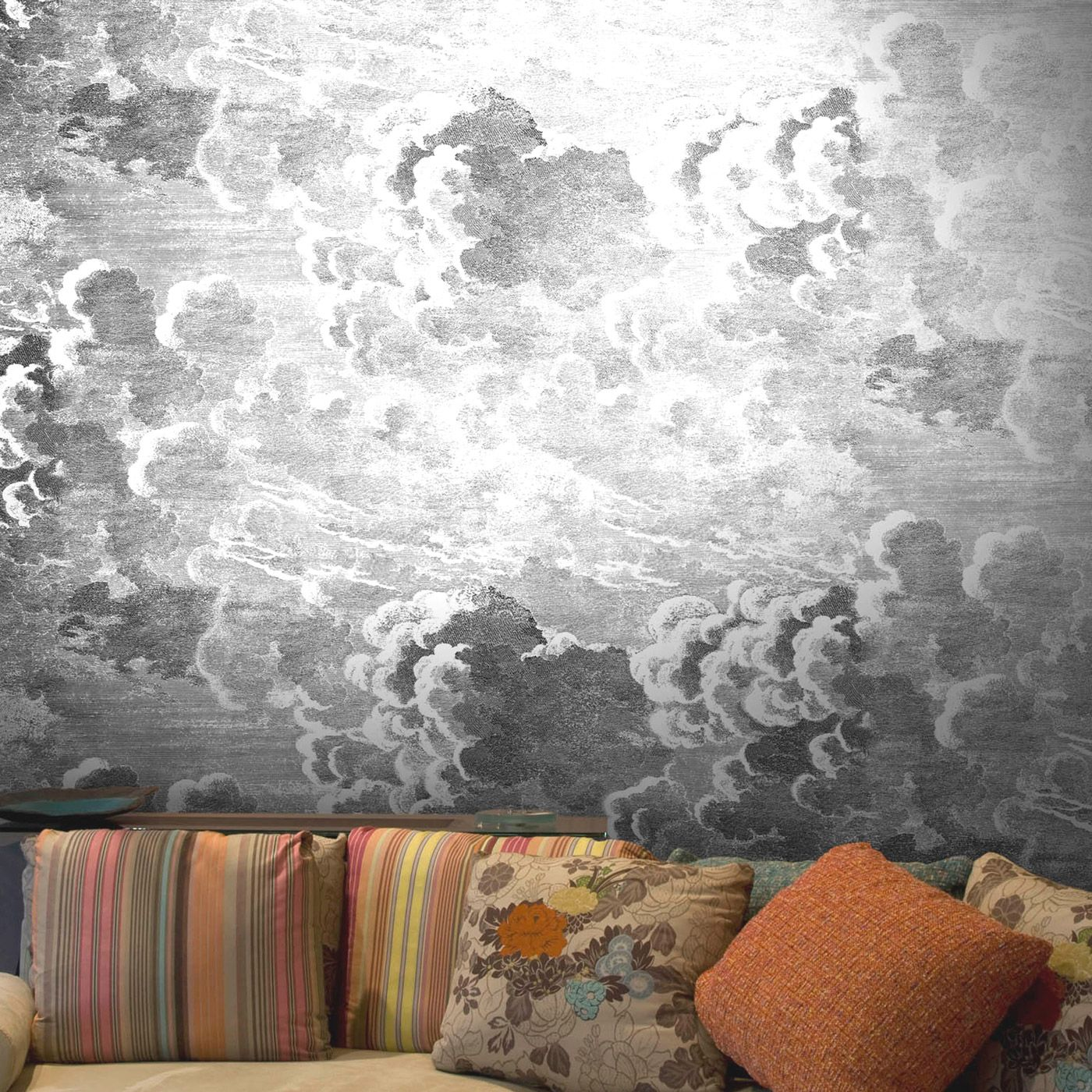 Cloud Wallpaper For Bedroom Cole And Son Http Cole And Son Archive Cole