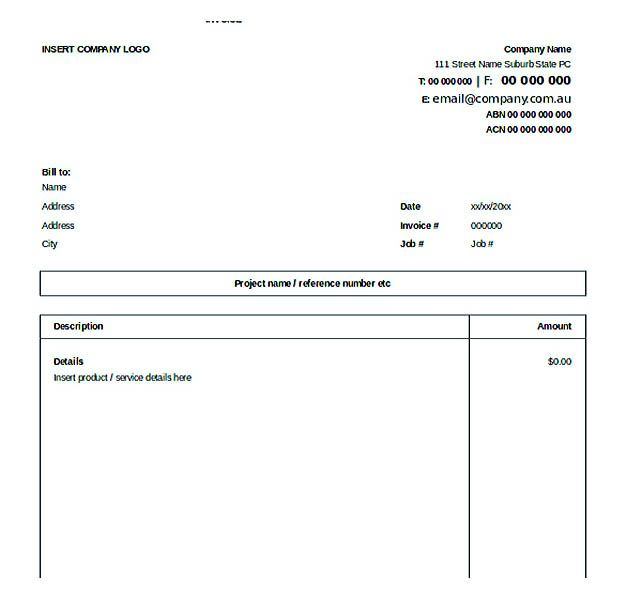 Excel Invoice Free Download Template , Free Invoice Template - excel invoice template