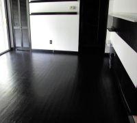 Concrete floor paint black | My future home | Pinterest ...
