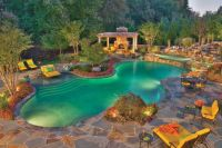swimming pool designs and landscaping | ... Landscaping ...