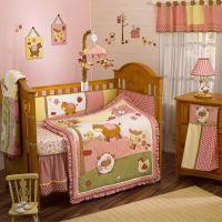 baby farm animals crib blankets | Abby's Farm Baby Crib ...
