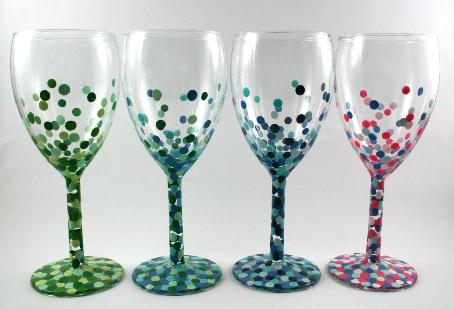 Wine Glass Ideas Wine Glasses On Pinterest Painted Wine Glasses Wine