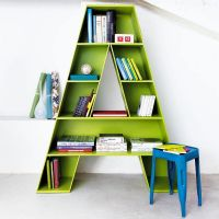 Letter A shaped bookcase for children's room | Bookshelves ...