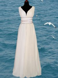 Greek Goddess Inspired Dresses | Greek style wedding ...