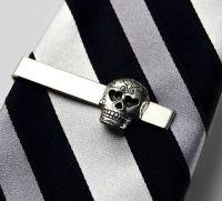 Skull Tie Clip | Fashionisto | Pinterest | Tie clip, Men's ...