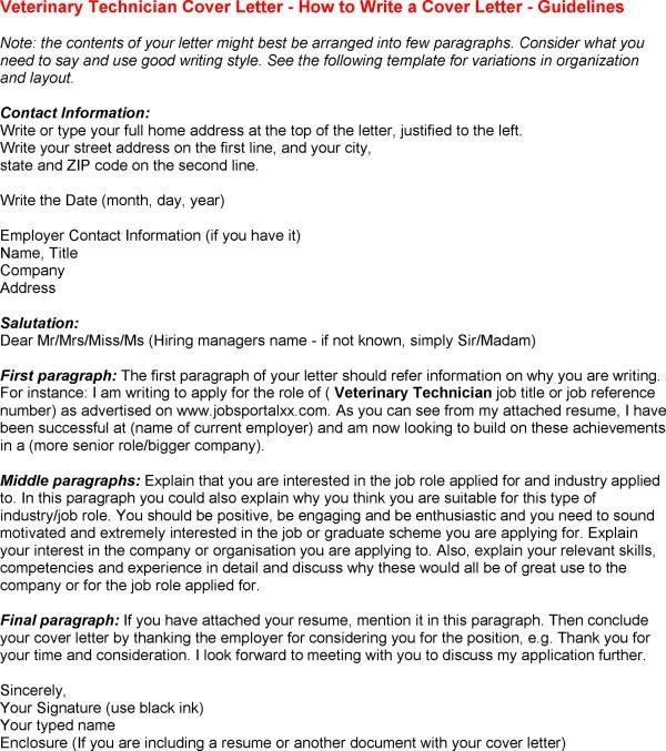 veterinary technician resume samples 166 best resume templates