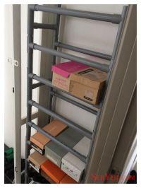 pvc shoe rack - Google Search   2 PVC   Pinterest   Pvc ...