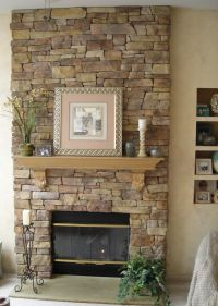 Interior Stone Fireplace specializes in faux stone veneer ...
