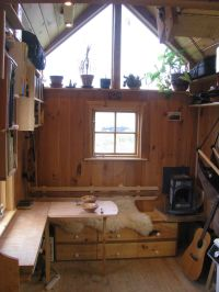 [ Gold Thread Mobile, Off-Grid Tiny House .. some good ...
