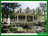 country house plans with porches one story | one-story ...
