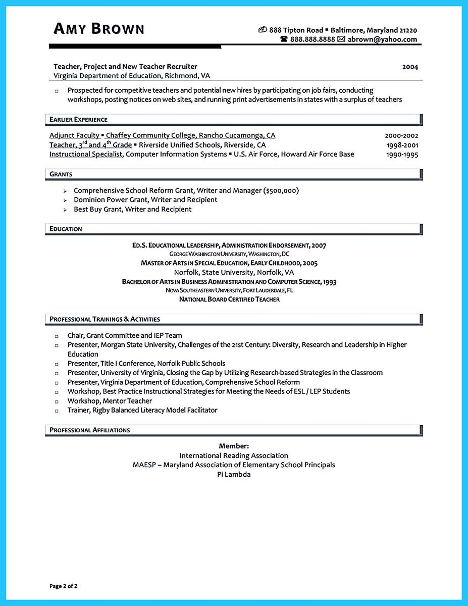 how to write a resume objective line