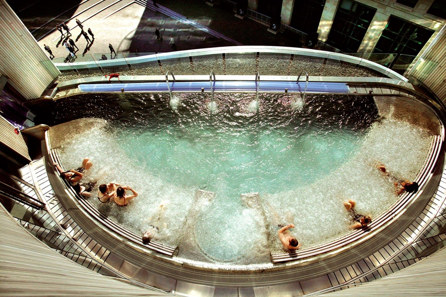 Swimming Pool Jacuzzi Edinburgh 117 Of The Most Stunning Swimming Pools In The World