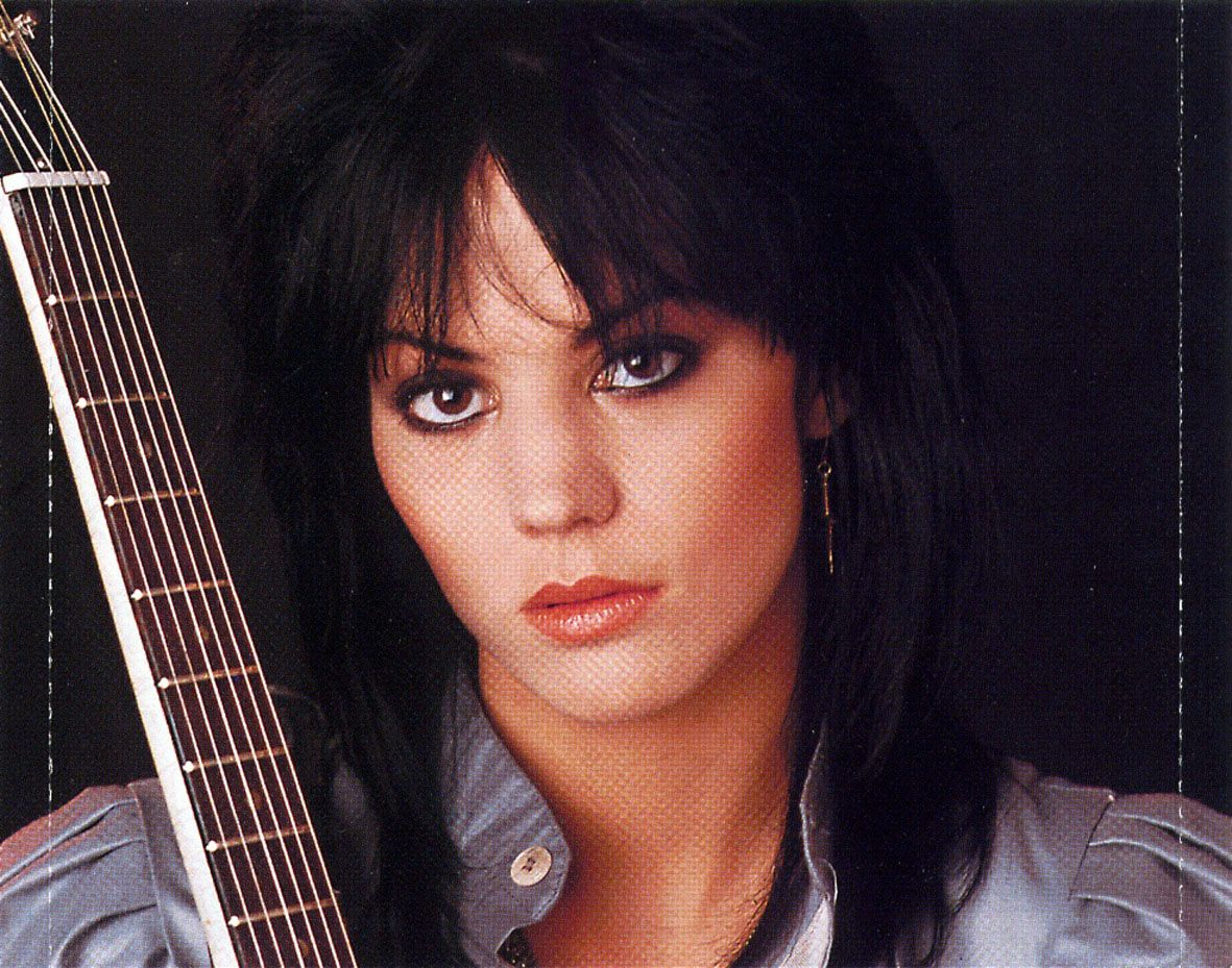 Rock N Roll Interieur Joan Jett Y The Blackhearts I Love Rock N Roll 1996