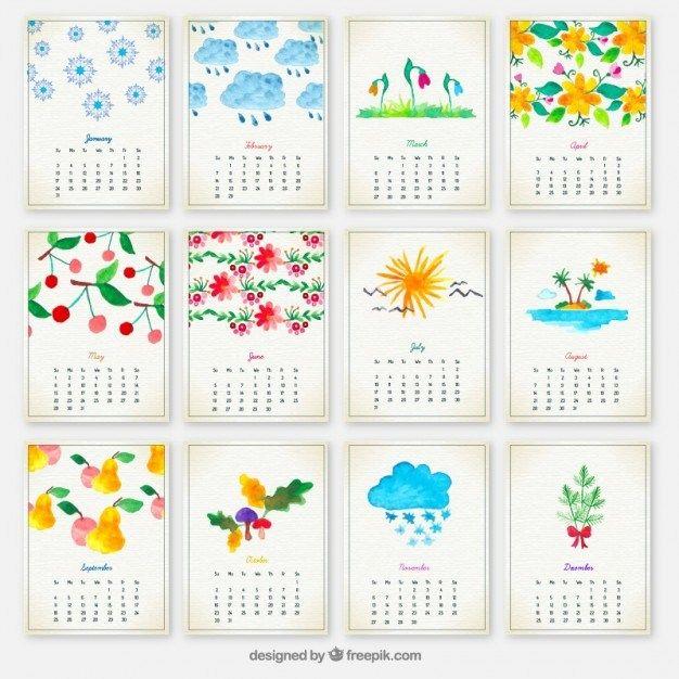 Free Yearly Calendar For 2012 Yearly Calendar 2015 Printfree Descarga Este Hermoso Calendario 2017 En Vectores Con