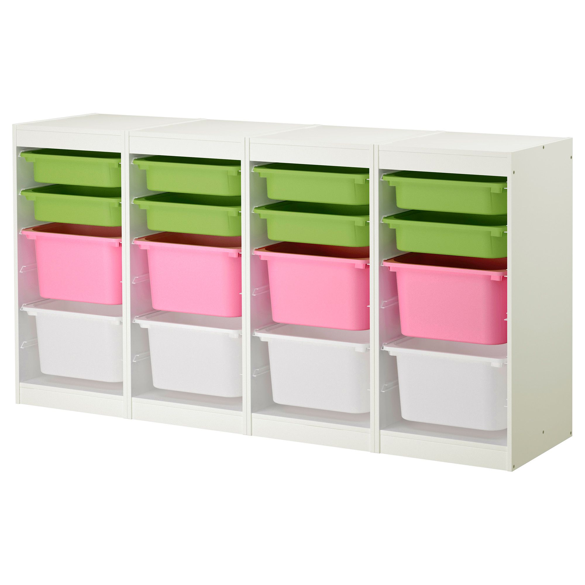 Ikea Toy Storage Trofast Storage Combination Ikea I Have This In Both