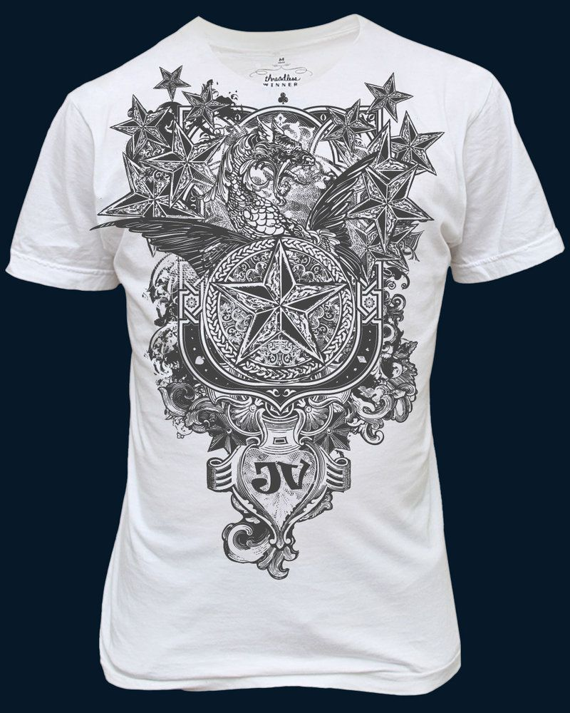 Design t shirt vector -  Vector T Shirt Design Proposal By Chadlonius On Deviantart Download
