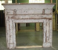 Architectural Salvage - Old Mantle | For the Home ...