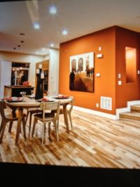 images of living room wall colors with light pine floors ...