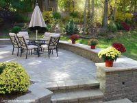 brick paver patio designs | Brick Patios Michigan Brick ...
