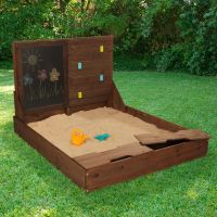 Activity Sandbox Bring the beach to your backyard with