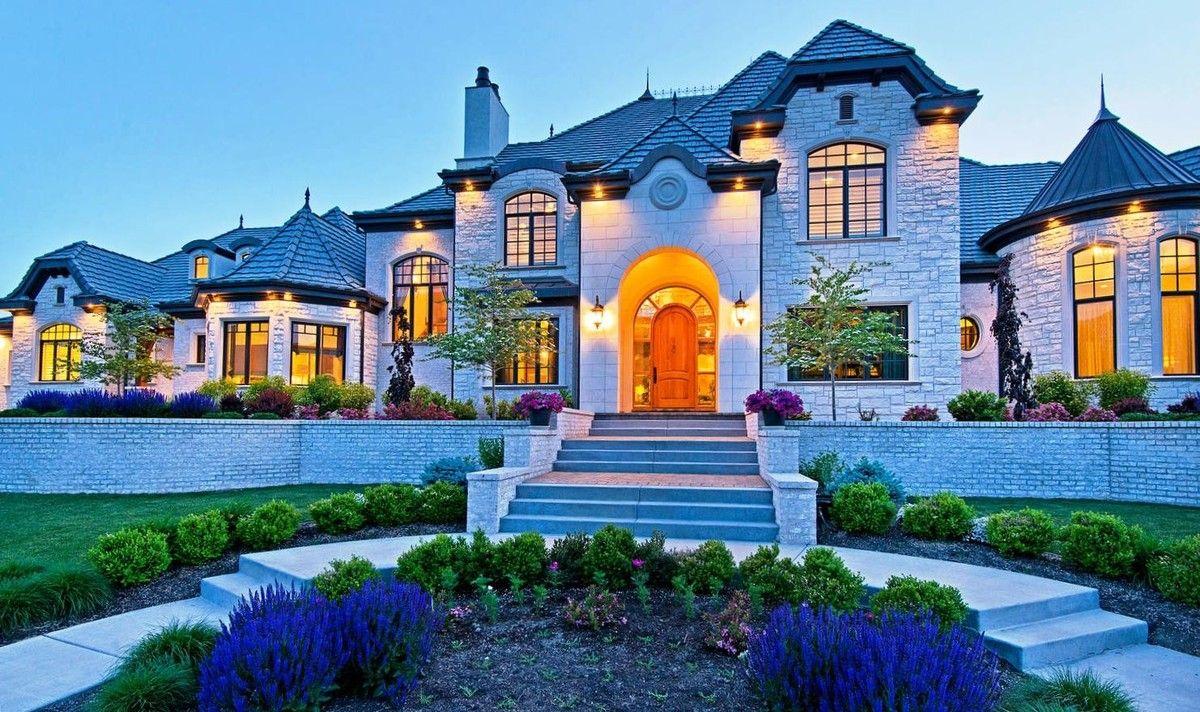 Beautiful Houses on Pinterest