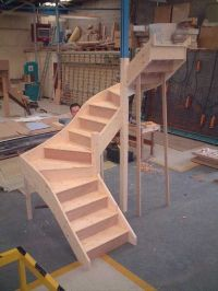 Double winder Staircase | Attic | Pinterest | Staircases ...
