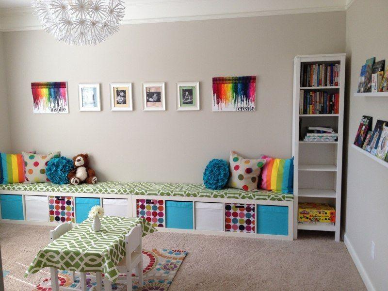 Buntes Kinderzimmer einrichten - Ideen und Beispiele Kidsu0027 rooms - ikea online babyzimmer