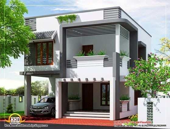 33+ BEAUTIFUL 2-STOREY HOUSE PHOTOS Small house designs - modern small house design
