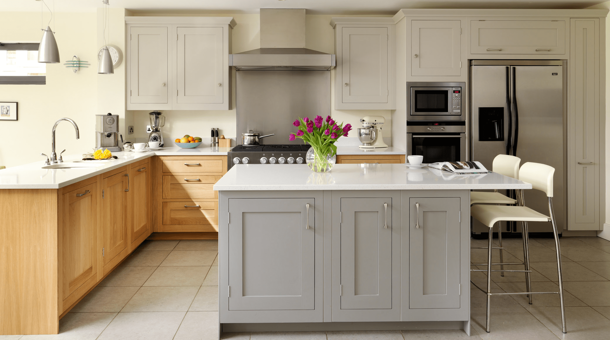 shaker style kitchen cabinets birch cabinets and painted cabinets Kitchen Fascinating White Shaker Style