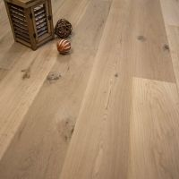 "Wide Plank 7 1/2"" x 5/8"" European French Oak Unfinished ..."
