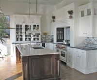 Modern & Traditional Kitchen Cabinets Design Ideas ...