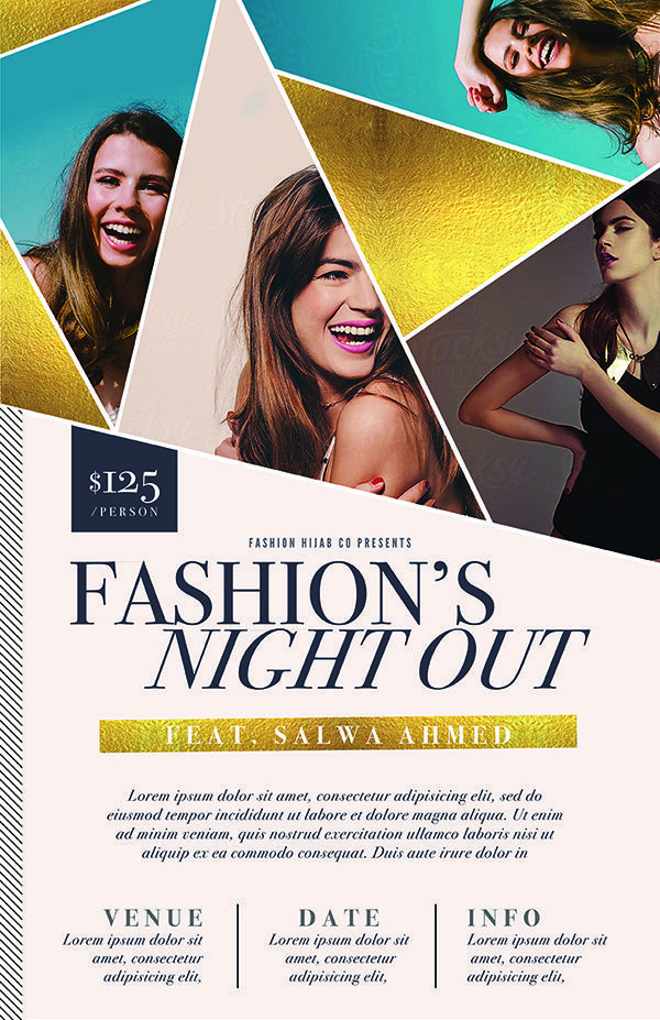 Image result for week event flyer template Flyers Pinterest - advertising flyer template