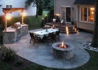 A CLASSIC OUTDOOR LIVING SOLUTION Stone Patios For many ...