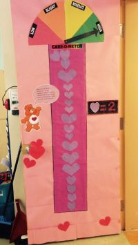 Compassion Door Decorating Challenge For Valentine's Day ...